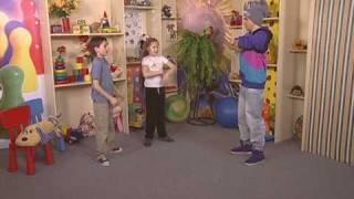 Обучение танцам для детей Akado TV