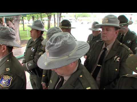 Santa Clara County Peace Officers Memorial  May 6, 2016