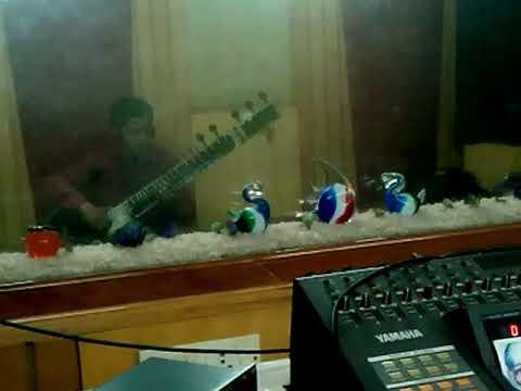 Studio Work Sitar Piece