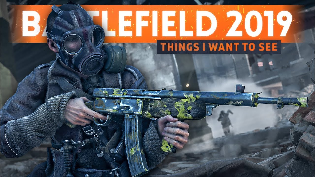 5 Features Battlefield V *MUST* GET In 2019! (Rental Servers, Grand  Operations Rework & Platoons)