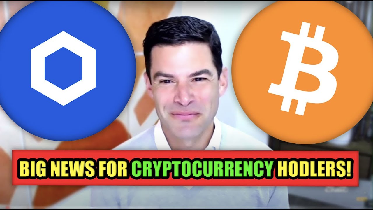 CRYPTOCURRENCY TO KEEP MOONING IN 2021 Bitcoin and Chainlink Holders MUST WATCH YouTube