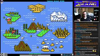 Hudson's Adventure Island II прохождение (U) | Игра (Dendy, Nes, Famicom, 8 bit) Стрим RUS