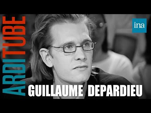 Guillaume Depardieu à l'affiche de Peau d'ange - Archive INA