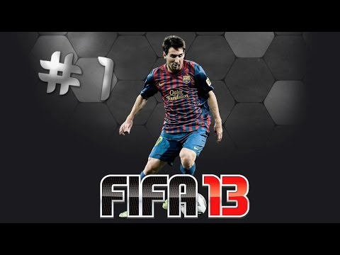 FIFA 13 Ultimate Team Gameplay - Part 1