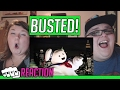 Ghostbusters vs Mythbusters. Epic Rap Battles of History Season 4. REACTION!!