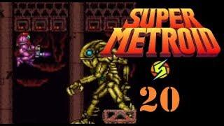SUPER METROID #20 Auf dem Weg zu Ridley [Blind/Let