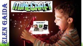 Идея подарка для мальчика Идея где купить игрушки Майнкрафт #Elen_Gaida(Идея подарка мальчику, который любит известную игру Майнкрафт. Топ-5 игрушек и товаров компьютерной игры..., 2016-04-20T11:00:00.000Z)