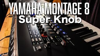 Montage 8: Super Knob and 2 Amazing Pianos