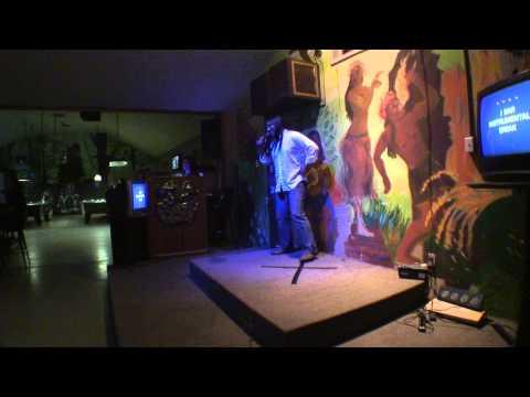 Karaoke Semi-Finals Carlitos Knock Knock Waveland