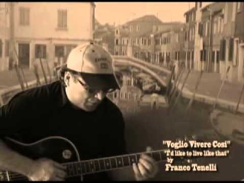 12 Beloved Neapolitan and Italian songs by Franco Tenelli