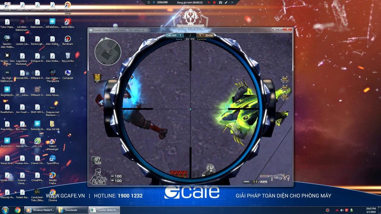 HD chơi vs tải vs fix lỗi trong Cf offline Ck oggy 5.0