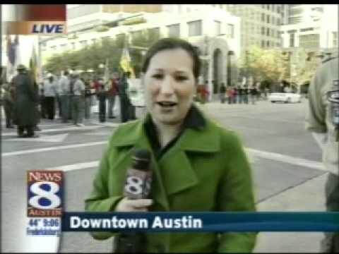 2010 Report to State 9am interview - News 8