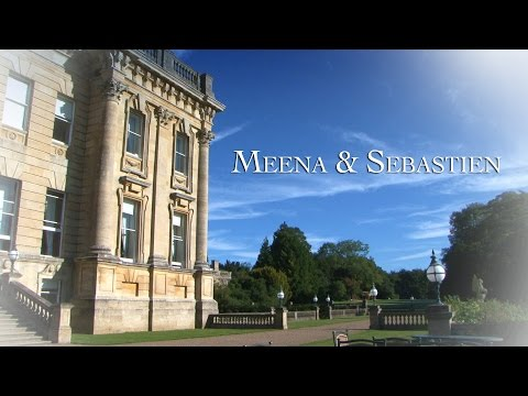 Indian-French Wedding at Heythrop Park, Oxfordshire | Bloomsbury Films ®