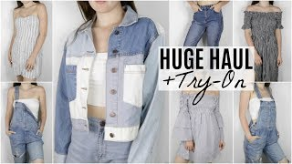 HUGE TRY ON HAUL 2017 | Urban Outfitters, Calvin Klein, Princess Polly + More!