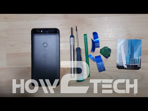 Nexus 6p Screen Assembly Replacement - Disassembly Tear Down
