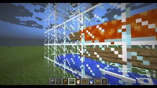 Minecraft фермы и механизмы #2: Ферма железа.