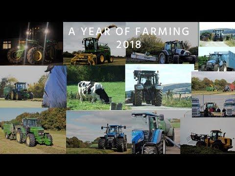 A Year Of Farming 2018