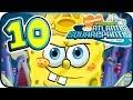 SpongeBob Atlantis SquarePantis Walkthrough Part 10 (PS2, Wii) ☼ Level 10 ☼
