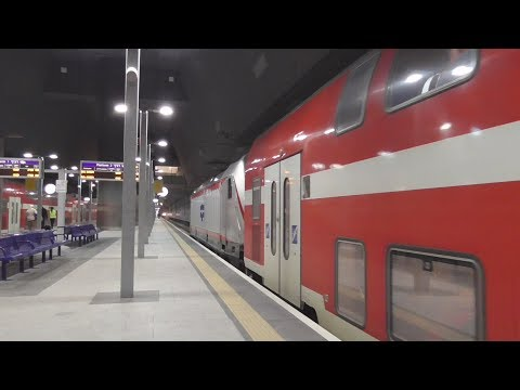 Train Tel Aviv airport to Jerusalem
