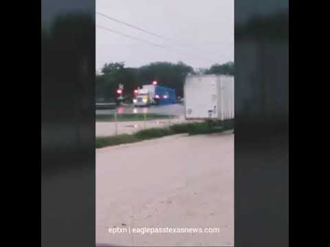 Must See Popular Videos | Plugged In - Train Destroys Semi Truck