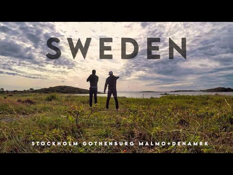SWEDEN: Stockholm/Gothenburg/Malmo/BONUS Copenhagen