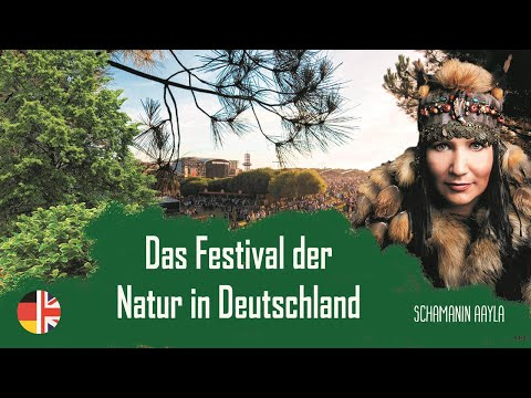 the festival of nature in Germany