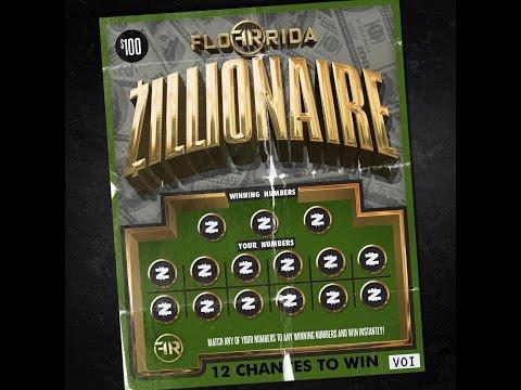 Flo Rida - Zillionaire (Lyrics Video)