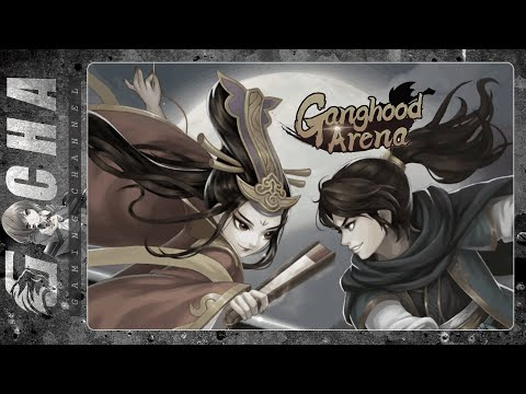 Ganghood Arena (EN) (Android) Gameplay Review #gacha #gachaid #ganghoodarena #wuxia #jianghu