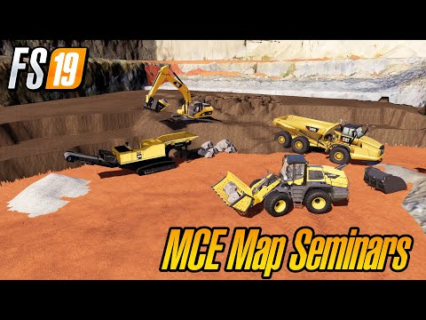 See How You Can Crushing Rocks Mining And Construction Economy Map Farming Simulator 2019 Τimelapse