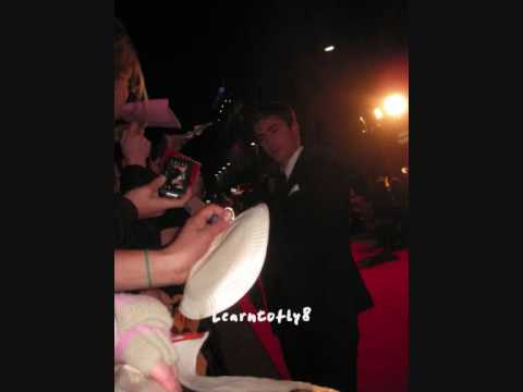 Zac Efron at Me and Orson Welles London premiere Video + Pics.wmv