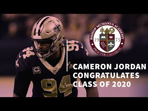 Cameron Jordan   Bishop McManus Academy