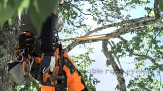 Tough Arborist work demands tough equipment