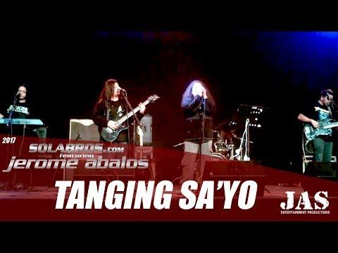 Tanging Sa'yo [2017] - SOLABROS.com Feat. Jerome Abalos - Live At Tiendesitas