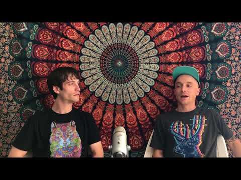 Mushroom Trip Report (first ego-death experience)