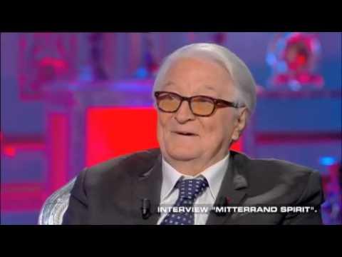 Roland Dumas interviewé par... François Mitterrand !