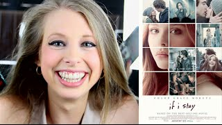 If I Stay Movie Review & Reaction Thumbnail