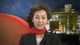 スーパーJチャンネルPR 『上山千穂バージョン』