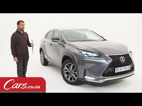 Buying Advice: New Lexus NX200T - Everything You Need to Know