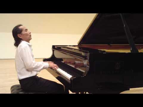 Syu Moriguchi - Thousand Armed Avalokiteshwara played by Steinway piano at Tanabe 08/05/2012