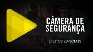 Tutorial Sony Vegas Pro 12: Efeito Câmera de Segurança (TEMPLATE DOWNLOAD)