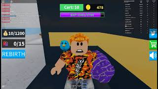 Roblox Shopping Simulator GOING TO BLACK MARKET AND BOWLING episode 1 season 1