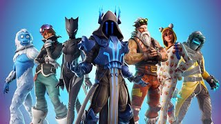 Fortnite Season 7 Full Battle Pass Reveal [NO COMMENTARY]