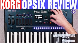 Korg OPSIX Review - Sonic LAB