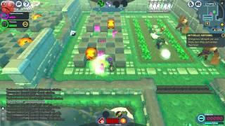 Spiral Knights Gameplay (german)