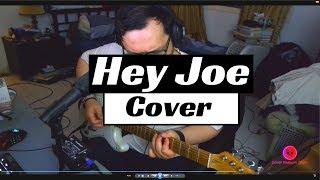 Hey Joe Jimi Hendrix Cover by Oliver Raeburn