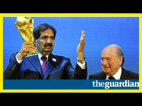 Fifa official took bribes to back qatar's 2022 world cup bid, court hears