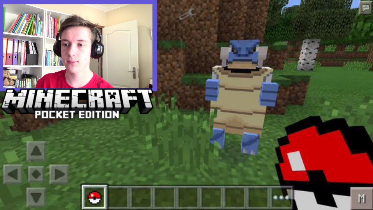 ✓ Minecraft PE Addons Trailer Reaction ? iOS and Android