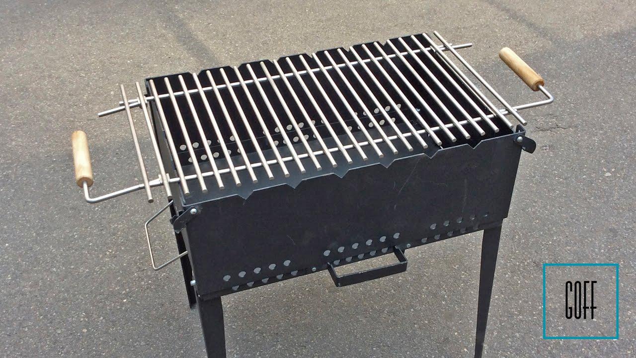 Барбекюшница гриль решетка для дачи электрокамин 700 800