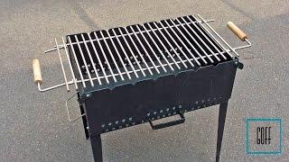 Решетка для гриля. Решетка для барбекю. Решетка для мангала(, 2016-09-04T14:38:44.000Z)