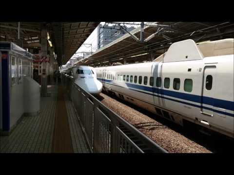 Trains in Tokyo & Yokohama 2016 [1080p]